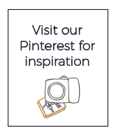 Visit our Pinterest for inspiration